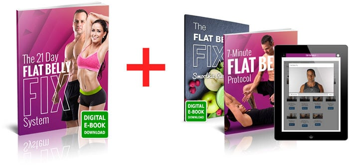 The 21 Day Flat Belly Fix eBook