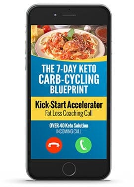 The OVER 40 Keto Solution Bonus 5