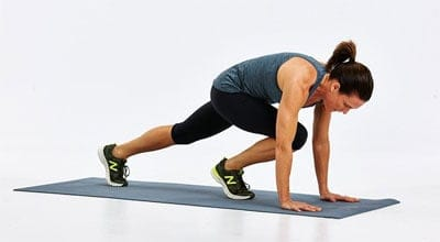 Tips 15 Exercises to Burn More Belly Fat Mountain Climbers